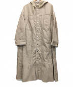 JOHNBULL(ジョンブル)の古着「デニムバギーコート」|ベージュ