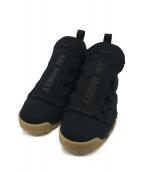 NIKE(ナイキ)の古着「エアモアマネー」|ブラック