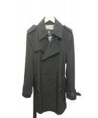 BURBERRY BLACK LABEL(バーバリーブラックレーベル)の古着「トレンチコート」