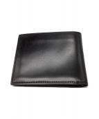 K.T.LEWISTON(ケーティールイストン)の古着「2つ折り財布」|ブラック