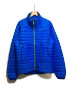 norrona(ノローナ)の古着「中綿ジャケット」 ブルー