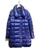 TATRAS(タトラス)の古着「ダウンコート」|ブルー