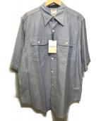 MADISON BLUE(マディソンブルー)の古着「半袖シャツ」|ブルー