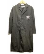 COMME des GARCONS×Disney(コムデギャルソン×ディズニー)の古着「コート」|ブラック