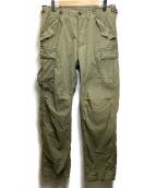 VISVIM(ヴィスヴィム)の古着「18ss EIGER SANCTION PANTS」|オリーブ
