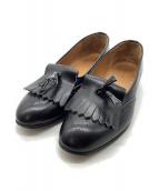 Hender Scheme(エンダースキマー)の古着「タッセルシューズ」 ブラック