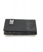 PRIMA CLASSE(プリマクラッセ)の古着「長財布」|ブラック