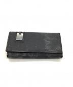 PRIMA CLASSE(プリマクラッセ)の古着「長財布」 ブラック