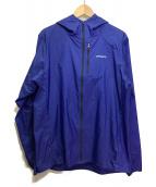 Patagonia(パタゴニア)の古着「Houdini Jacket」 Viking Blue(ブルー)