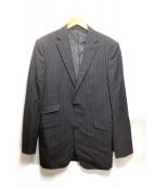 BURBERRY BLACK LABEL(バーバリーブラックレーベル)の古着「スーツジャケット」|ブラック