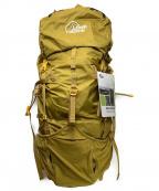 Lowe Alpine(ロウアルパイン)の古着「バックパック」 ゴールド