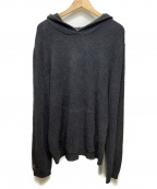 BAREFOOT DREAMS for Ron Herman()の古着「Cozy Chic Light Hoodie」|ネイビー
