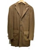 L.B.M.1911(ルビアム1911)の古着「ロンドンコート」|ブラウン(マロン)