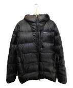 Patagonia(パタゴニア)の古着「ダウンジャケット」 ブラック