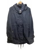 TATRAS(タトラス)の古着「ライナーダウン付きモッズコート」|ネイビー