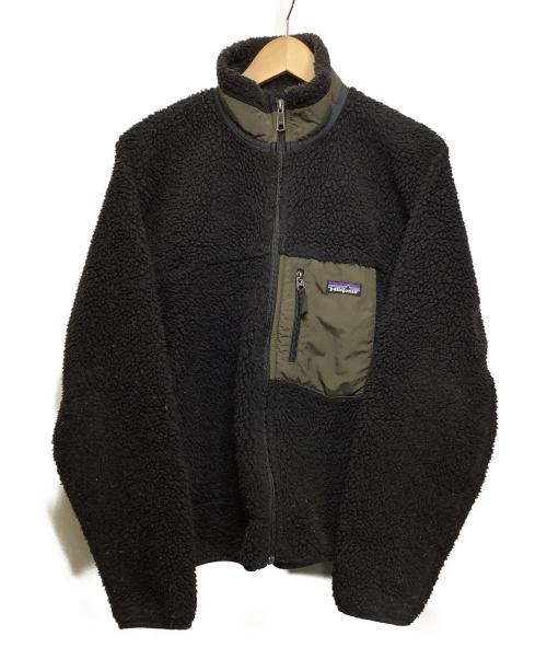 Patagonia(パタゴニア)Patagonia (パタゴニア) Classic Retro-X Jacket ブラック サイズ:Sの古着・服飾アイテム