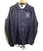 木梨サイクル(キナシサイクル)の古着「コーチジャケット」|ネイビー
