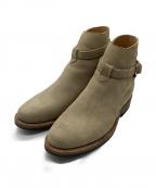 VIBERG()の古着「ブーツ」|ベージュ