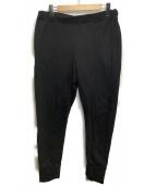 JIL SANDER(ジルサンダー)の古着「スウェットパンツ」 ブラック