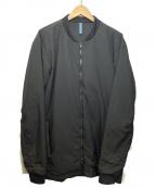 HOUDINI(フーディニ)の古着「PRIMALOFT中綿ジャケット」|ブラック