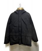 THE NORTH FACE(ザノースフェイス)の古着「スヌープダウンジャケット」|ブラック