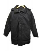 BEAUTY&YOUTH(ビューティーアンドユース)の古着「ダウンコート」|ブラック
