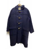 Burberrys(バーバリーズ)の古着「ロングダッフルコート」|ネイビー