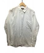()の古着「切替シャツ」|ホワイト