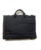 MANHATTAN PASSAGE(マンハッタン・パッセージ)の古着「ビジネスバッグ」 ネイビー×ブラック