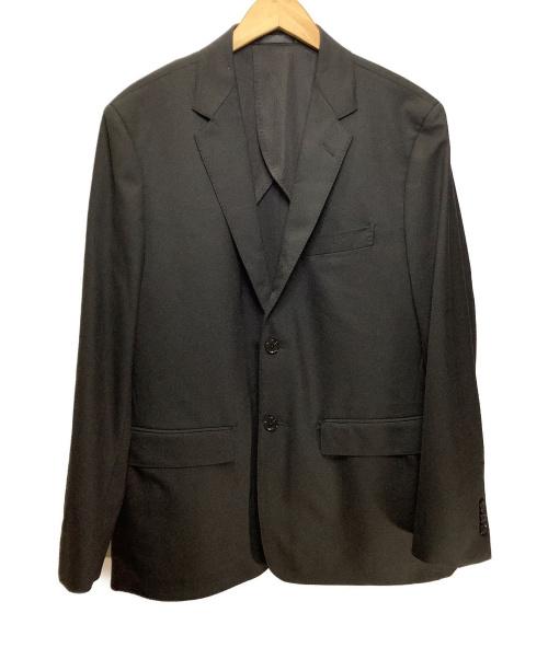 MACKINTOSH PHILOSOPHY(マッキントッシュフィロソフィー)MACKINTOSH PHILOSOPHY (マッキントッシュフィロソフィー) ECO 2WAYストレッチサージ extrasolid ジャ ブラック サイズ:40の古着・服飾アイテム