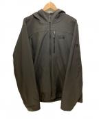 MOUNTAIN HARD WEAR(マウンテンハードウェア)の古着「パラディンフーデットジャケット」 グレー