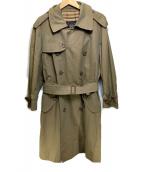 Burberrys(バーバリーズ)の古着「トレンチコート」|カーキ