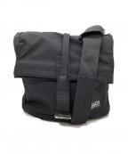 BACH(バッハ)の古着「ロールトップSling Bag」 ブラック