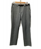 ()の古着「Scenic Trail Pants」 グレー