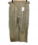 Phlannel(フランネル)の古着「パンツ」 アイボリー