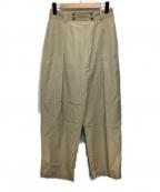 Phlannel(フランネル)の古着「パンツ」 ブラウン