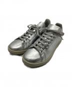 adidas by RAF SIMONS(アディダス バイ ラフシモンズ)の古着「スニーカー」|シルバー