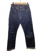 WAREHOUSE(ウェアハウス)の古着「デニムパンツ」|ブルー