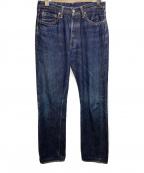 FULLCOUNT(フルカウント)の古着「デニムパンツ」 ブルー