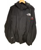 ()の古着「マウンテンライトジャケット」 ブラック