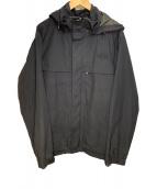 ()の古着「マカルージャケット」 ブラック