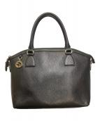 ()の古着「ハンドバッグ」|ブラック