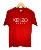 KENZO(ケンゾー)の古着「カットソー」|レッド