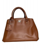 ()の古着「ハンドバッグ」|ブラウン