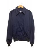 ()の古着「ライトウェイトミリタリーアーミージャケット」|ネイビー