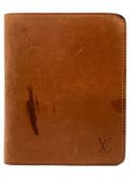 LOUIS VUITTON(ルイ ヴィトン)の古着「ポルトバルール」|ブラウン