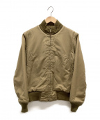 THE REAL McCOY'S(ザリアルマッコイズ)の古着「コンバットジャケット」 ブラウン