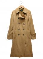 22 OCTOBRE(22オクトーブル)の古着「カシミヤコート」|ブラウン