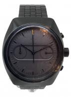 ()の古着「腕時計 Process Chrono M3 ガンメタル」