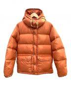 THE NORTHFACE PURPLELABEL()の古着「Polyester Ripstop Sierra Parka」 オレンジ